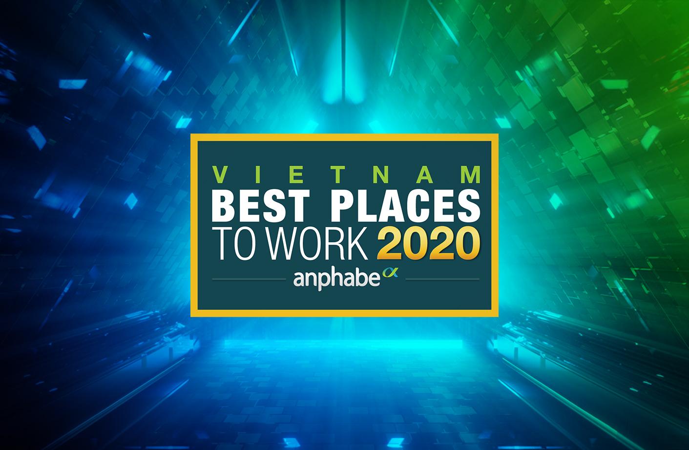 100 Nơi Làm Việc Tốt Nhất Việt Nam 2020